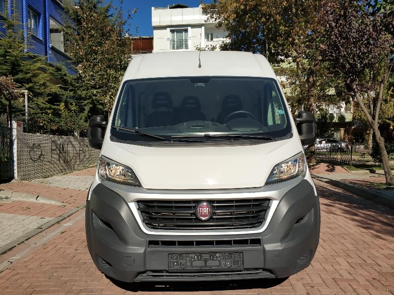 2017 FIAT DUCATO 2.3 JTD M.JET 11.5 M3 KLİMALI PLAKALI 130 HP